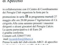 Perugia-club
