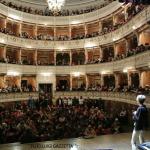 Il bellissimo Teatro di Cagli