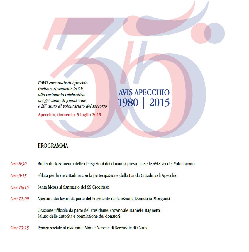 35avis programma