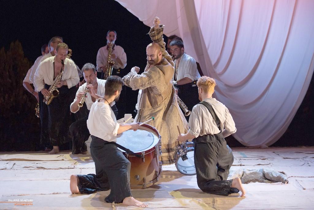 Sax in Progress-Sebastiano Lo Monaco-Il Mio Nome è Nessuno-Plautus Festival-Sarsina 11 agosto 2015
